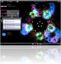 Logiciel Musique : Tappr.tv v6 Offre le Beat Matching controls IO pour VJs - macmusic