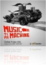 Evénement : Ohm Studio: Vendredi collaboratif: MUSIC TIME MACHINE - macmusic