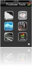 Logiciel Musique : Producer Tools Disponible dans l'App Store - macmusic