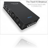 Informatique & Interfaces : MOTU Track16 Breakout Box Disponible - macmusic