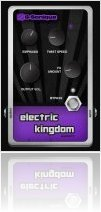 Plug-ins : 123creative Releases G-Sonique Electric Kingdom - macmusic