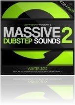 Logiciel Musique : Zenhiser Présente Massive Dubstep Sounds 2 - macmusic