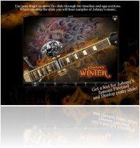 Logiciel Musique : G-Men productions Présente Johnny Winter Guitar iPad App - macmusic