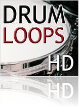 Virtual Instrument : Drum Loops HD 1.3 - macmusic
