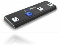 Informatique & Interfaces : IK Multimedia Annonce iRig BlueBoard - macmusic