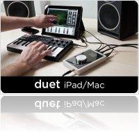 Informatique & Interfaces : Apogee Présente Duet pour iPad & Mac - macmusic