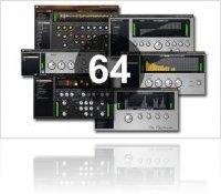 Plug-ins : Virsyn Annonce le 64bit pour ses Plug in FX - macmusic