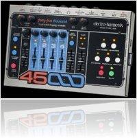 Matériel Audio : EHX Présente le Looper 45000 - macmusic
