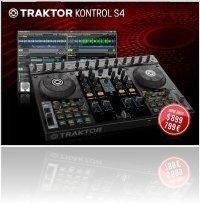 Informatique & Interfaces : NI Annonce une Baisse de Prix pour TRAKTOR KONTROL S4 - macmusic