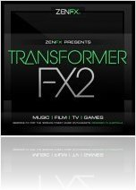Instrument Virtuel : Zenhiser Présente Transformer FX 2 - macmusic
