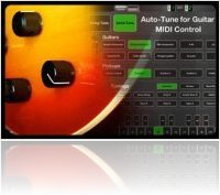 Plug-ins : Antares Releases Auto-Tune for Guitar - macmusic