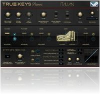 Instrument Virtuel : VI Labs Présente True Keys - macmusic