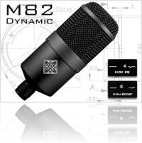 Matériel Audio : TELEFUNKEN Présente le M82 - macmusic