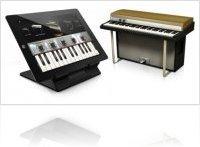 Instrument Virtuel : IK Multimedia Présente iLectric Piano pour iPad - macmusic