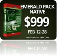 Plug-ins : McDSP Emerald Pack Native en Promo - macmusic
