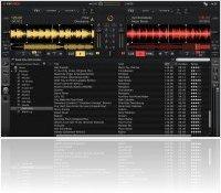Music Software : MixVibes CrossDJ Free 2.3 - macmusic