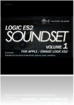 Instrument Virtuel : 123creative Présente Apple Emagic Logic ES2 volume1 - macmusic