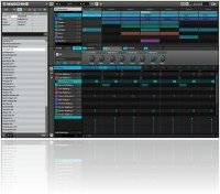 Instrument Virtuel : Native Instruments Présente HELIOS RAY - macmusic