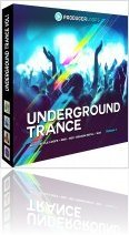 Instrument Virtuel : Producerloops Lance Underground Trance Vol 1 - macmusic
