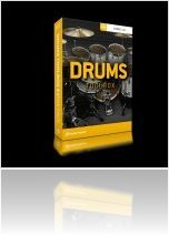 Instrument Virtuel : Drums Toolbox EZmix Pack - macmusic