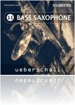 Instrument Virtuel : Ueberschall Annonce Bass Saxophone - macmusic