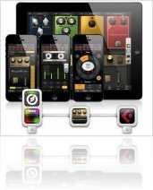 Plug-ins : IK Multimedia AmpliTube Apps Ajoute le Support Audiobus - macmusic
