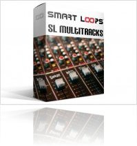 Instrument Virtuel : Nouvelle Librairie SL MultiTracks Medium Hard Rock 3 - macmusic