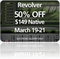 Plug-ins : McDSP Offers 50% Off Revolver & ML4000 - macmusic