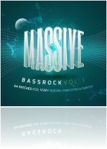 Instrument Virtuel : Patchwerkz Massive Vol 1-Bassrock - macmusic