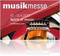 Evénement : Musikmesse 2013 Frankfurt - macmusic