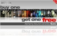 Virtual Instrument : Final Week - Sound Library Sale for Alchemy and Alchemy Player - macmusic