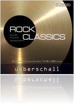 Virtual Instrument : Ueberschall Announces Rock Classics - macmusic