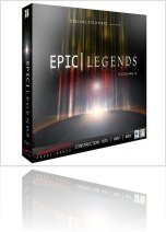 Virtual Instrument : EqualSounds releases 'Epic Legends Vol 2' Cinematic Construction Kits - macmusic