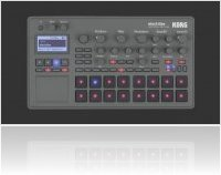 Music Hardware : Korg new electribe - macmusic