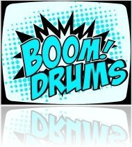 Plug-ins : Echo Sound Works Releases Boom Drums - macmusic