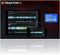 Virtual Instrument : Native Instruments releases TRAKTOR DJ version 1.4 - macmusic