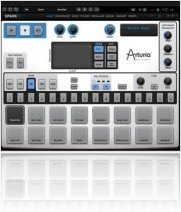 Virtual Instrument : Arturia announces availability of SPARK 2 drum machine software - macmusic