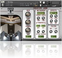 Virtual Instrument : Creative Junk Kontakt Instrument from Paper Stone - macmusic