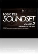 Instrument Virtuel : 123creative Présente Apple Emagic Logic ES2 volume 2 - macmusic