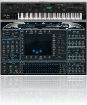 Instrument Virtuel : Rob Papen standalone RP-Dock - macmusic