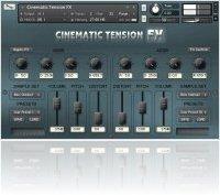 Instrument Virtuel : Cinematic Tension FX - macmusic