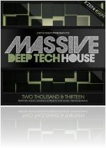 Instrument Virtuel : Zenhiser Massive Deep Tech House - macmusic