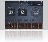 Music Software : Boris Douarre Launches FingerWorks - macmusic