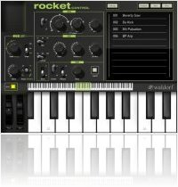 Music Software : Waldorf Boosts Rocket Synthesizer With Free iOS app - macmusic