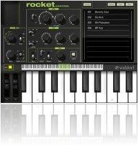 Logiciel Musique : Waldorf Rocket Synthesizer iOS app Gratuit - macmusic