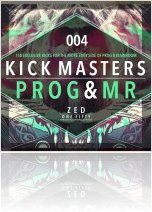 Instrument Virtuel : Zenhiser Présente Kick Masters - Progressive & Main Room House - macmusic