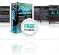Virtual Instrument : UVI Releases Free Presets for Digital Synsations - macmusic