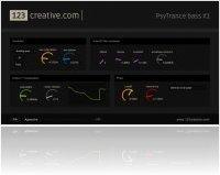 Instrument Virtuel : 123creative Lance PsyTrance Bass X1 Synthesizer - macmusic