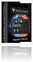Plug-ins : Nomad Factory and Ilio Announces a Limited Time Offer On Magnetic II Bundle - macmusic