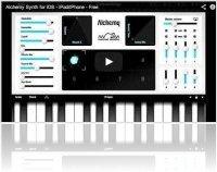 Instrument Virtuel : Camel Audio Alchemy Mobile v2.0.18 - macmusic